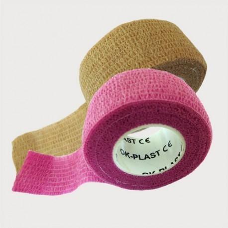 Sada 2ks OK-plast - přírodní růžová (2,5/450)