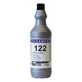 CLEAMEN 122 podlahy s leskem, parfémované, 1L
