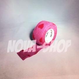 OK-plast - náplast bez lepidla srdce