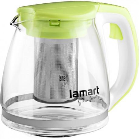 Konvice na čaj 1,5l LAMART