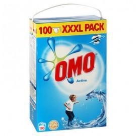 OMO Active XXXL PACK 100 DÁVEK 7kg