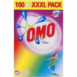 OMO Color XXXL PACK 100Dávek 7kg