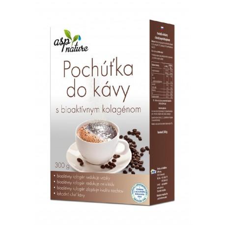 Pochoutka do kávy s bioaktivním kolagenem