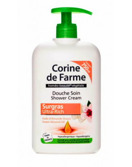 CORINE DE RFARME-sprchový gel sladká mandle