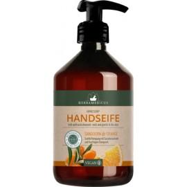 Tekuté mýdlo na ruce s pumpičkou