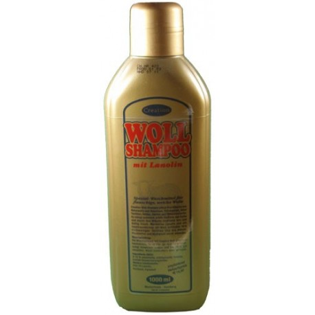 Šampon na vlnu-WOOL Shampoo-gold