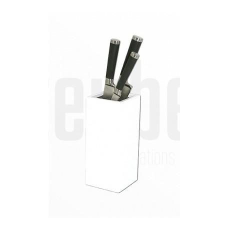 Lesklý blok na nože