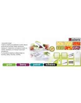 Univerzální kráječ zeleniny s 6 nádstavci