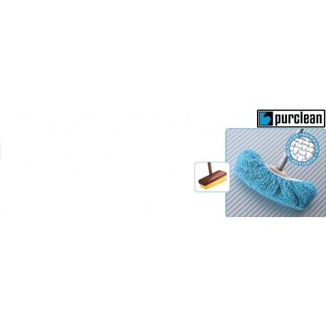 Microfázový potah na smeták a kartáč na násadě